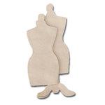 Maya Road - Canvas Collection - Canvas Pieces - Dress Form