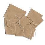 Maya Road - Kraft Collection - Envelopes - Decorative