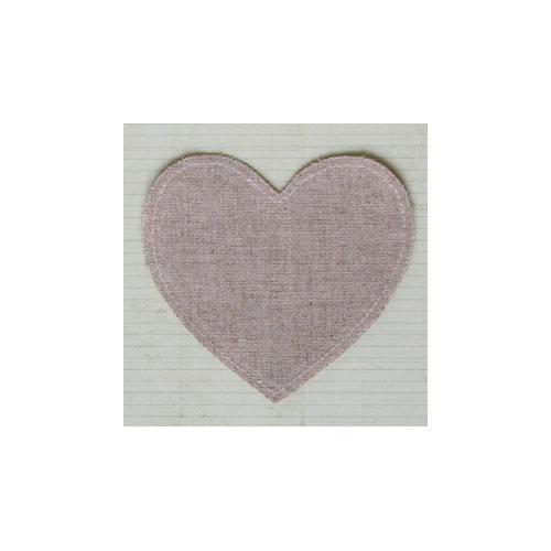 Maya Road - Linen Heart Pieces