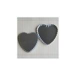 Maya Road - Vintage Metal - Heart Tart Tin
