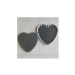 Maya Road - Vintage Metal - Heart Tart Tin