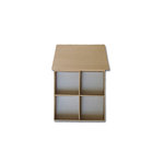 Maya Road - House Shadow Box