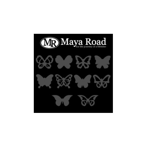 Maya Road - Mask Set - Butterfly