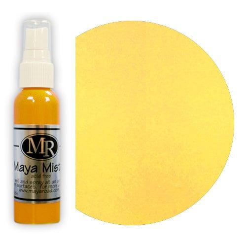 Maya Road - Maya Mists Spray - 2 Ounce Bottle - Sunflower Yellow Mist