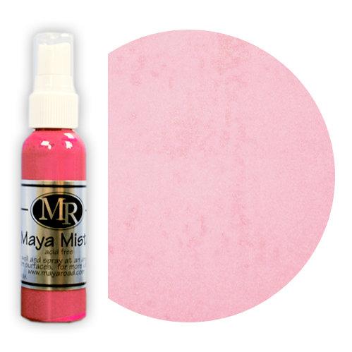Maya Road - Maya Mists Spray - 2 Ounce Bottle - Pink Grapefruit Metallic Mist