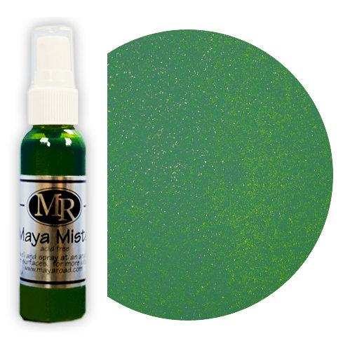 Maya Road - Maya Mists Spray - 2 Ounce Bottle - Seafoam Green
