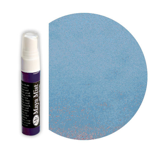 Maya Road - Maya Mists Spray - 1 Ounce Bottle - Hydrangea Blue Mist