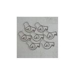 Maya Road - Metal Vintage Trinket - Little Birdies