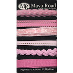 Maya Road - Signature Ribbon Pack - Pink, CLEARANCE