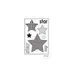 Maya Road - Singleton - Clear Acrylic Stamps - My Star