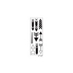 Maya Road - Clear Acrylic Stamps - Perfect Shot Arrow Strip