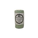 Maya Road - Twine Cording - Celery Green