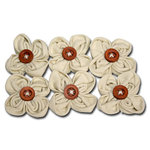 Maya Road - Trinket Blossoms Collection - Alterable Canvas Flowers, CLEARANCE