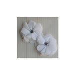 Maya Road - Vintage Gauze Blossoms - Cream