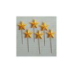 Maya Road - Vintage Trinket Pins - Super Star - Gold