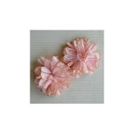 Maya Road - Vintage Edge Mums - Antique Pink