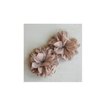 Maya Road - Vintage Edge Mums - Antique Mocha