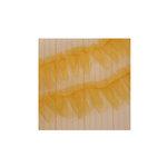 Maya Road - Trim - Tulle Pleat - Lemon Yellow - 25 Yards