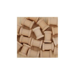 Maya Road - Wood Pieces - Vintage Chunky Wood Spools