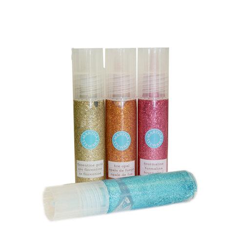 Martha Stewart Crafts - Glitter Glue Pen Variety - 4 Piece Set