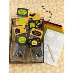 Martha Stewart Crafts - Halloween - Flocking Transfer Kit