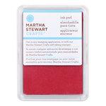 Martha Stewart Crafts - Archival Pigment Ink Pad - Pomegranate