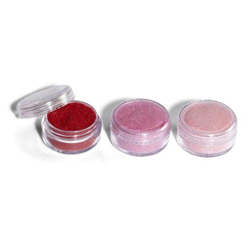 Martha Stewart Crafts - Valentine's Day Collection - Mini Glitter Flocking Powder