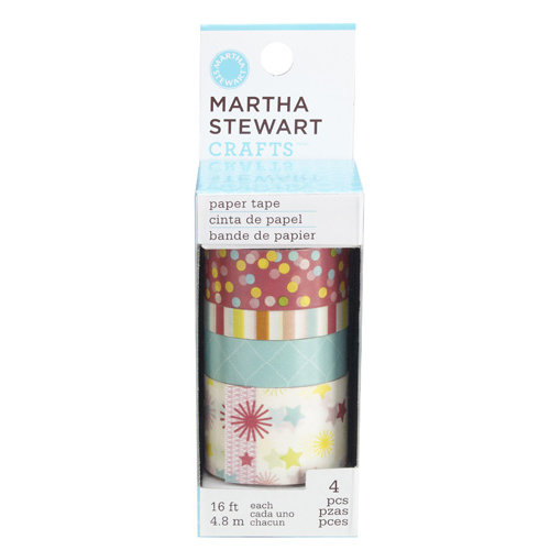 Martha Stewart Crafts - Modern Festive Collection - Paper Tape