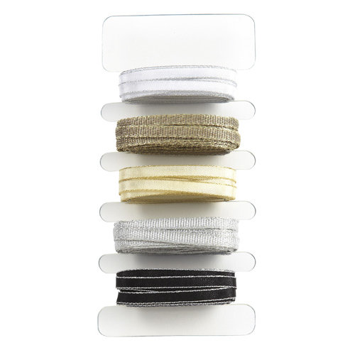 Martha Stewart Crafts - Doily Lace Collection - Duet Ribbon