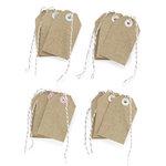 Martha Stewart Crafts - Vintage Girl Collection - Craft Tags