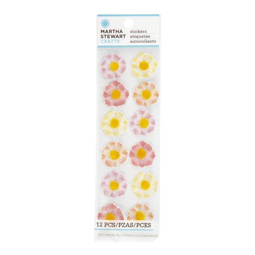 Martha Stewart Crafts - Layered Stickers - Cosmos