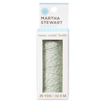 Martha Stewart Crafts - Twine - Green and White