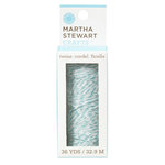 Martha Stewart Crafts - Twine - Blue and White