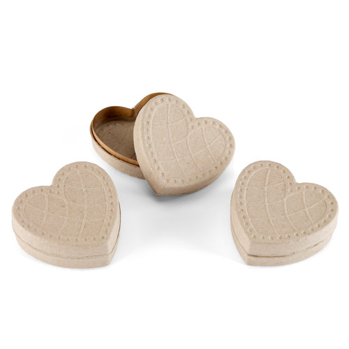 Martha Stewart Crafts - Decorative Boxes - Heart