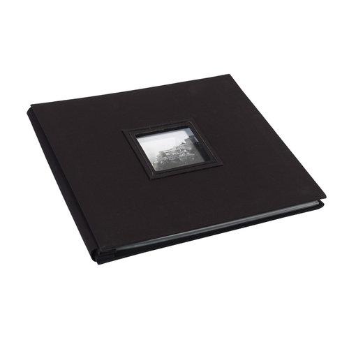 Martha Stewart Crafts - 12 x 12 Album - Black