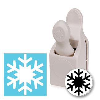 Martha Stewart Crafts - Holiday - Craft Punch - Medium - Simple Snowflake, BRAND NEW