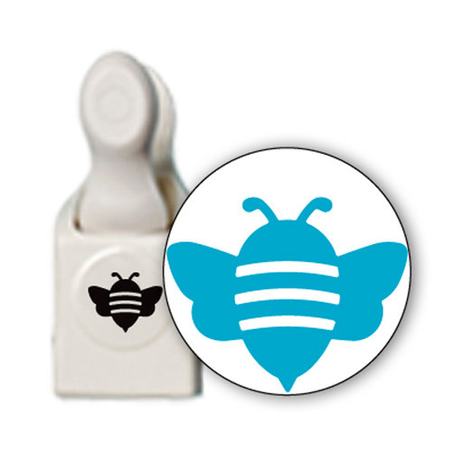 Martha Stewart Crafts - Double Craft Punch - Medium - Bumble Bee