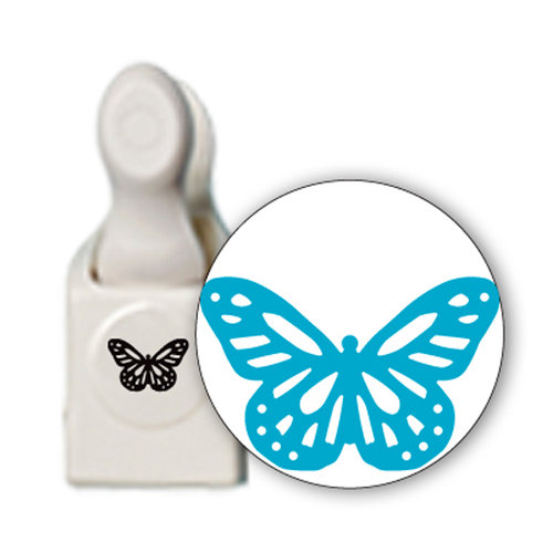Martha Stewart Crafts - Double Craft Punch - Large - Monarch Butterfly