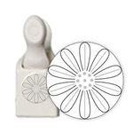 Martha Stewart Crafts - Craft Punch - Large - Embossed Pop-Up Daisy