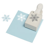 Martha Stewart Crafts - Christmas - Craft Punch - Large - Scandinavian Snowflake, BRAND NEW