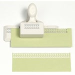 Martha Stewart Crafts - Double Edge Punch - Laurel Leaf Trim