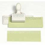 Martha Stewart Crafts - Edge Punch - Four Petal Eyelet