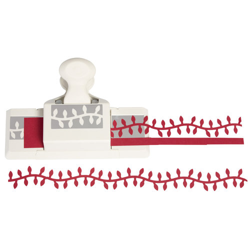 Martha Stewart Crafts - Christmas - Double Edge Punch - Holiday Lights