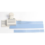 Martha Stewart Crafts - Double Edge Punch - Linked Trim