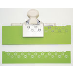 Martha Stewart Crafts - Deep Edge Punch - Blossom Eyelet