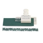 Martha Stewart Crafts - Christmas - Deep Edge Punch - Pine Needles