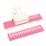 Martha Stewart Crafts - Valentine Collection - Deep Edge Punch - Antique Heart