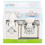 Martha Stewart Crafts - Punch Around the Page - Craft Punch Set - Large - Blooming Vines