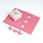 Martha Stewart Crafts - Punch All Over the Page - Craft Punch - Classic Butterfly