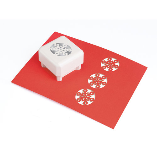 Martha Stewart Crafts - Punch All Over the Page - Craft Punch - Skylands Snowflake